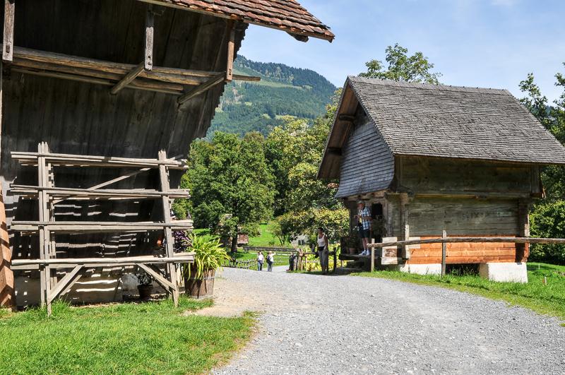 Freilichtmuseum Ballenberg (CH)